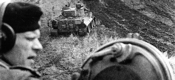 """Курская битва. Танковая дивизия """"Мертвая голова"""""""
