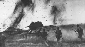 Курская битва. Наступление. Август 1943 года.