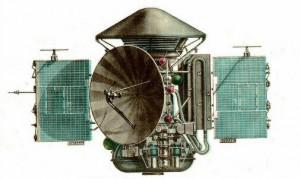 Станция АМС Марс-3