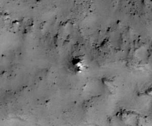 Марс со станции Марс-3 в 1972 году