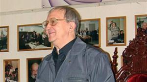 Писатель Борис Стругацкий