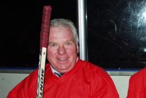 олимпийский чемпион по хоккею Эдуард Иванов